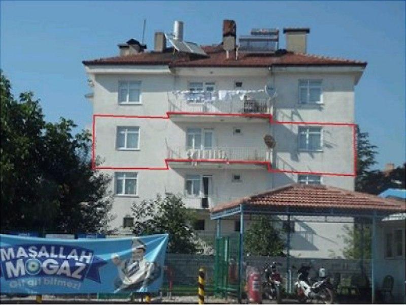 Isparta Şarkikaraağaç Kat Mülkiyetli 4+1 Daire