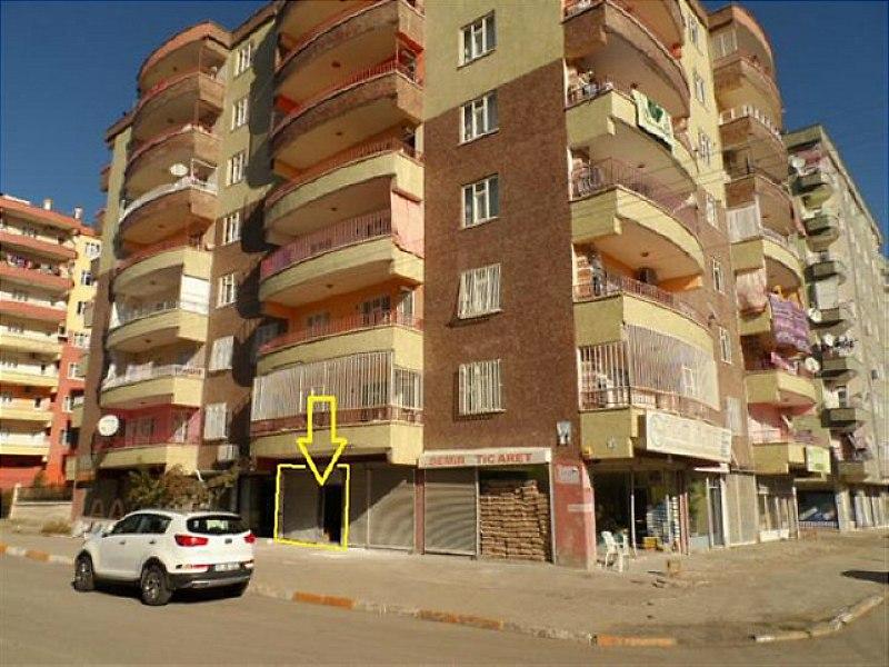 Diyarbakır Kayapınar'da  32 m² Dükkan