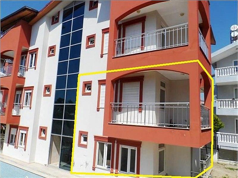 Antalya Manavgat Kat Mülkiyetli Daire