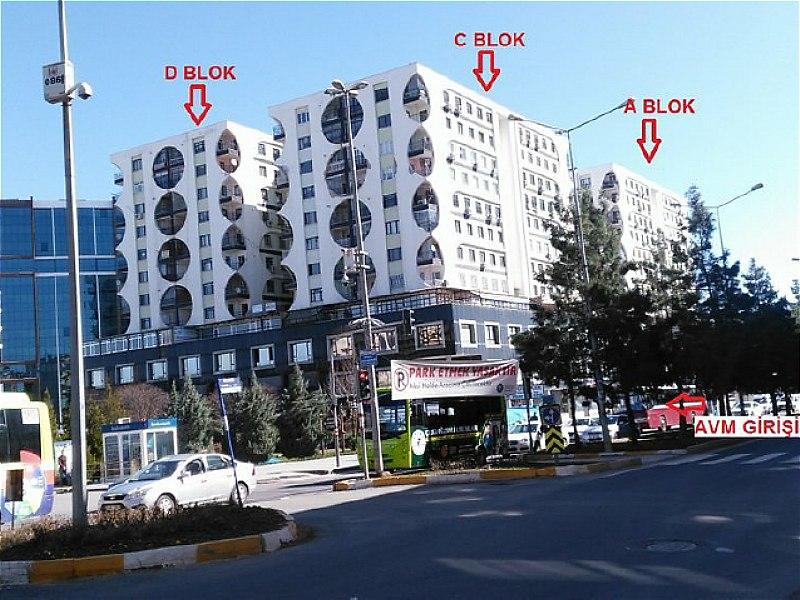 Diyarbakır Yenişehir'de Galeria AVM içerisinde Dükkan