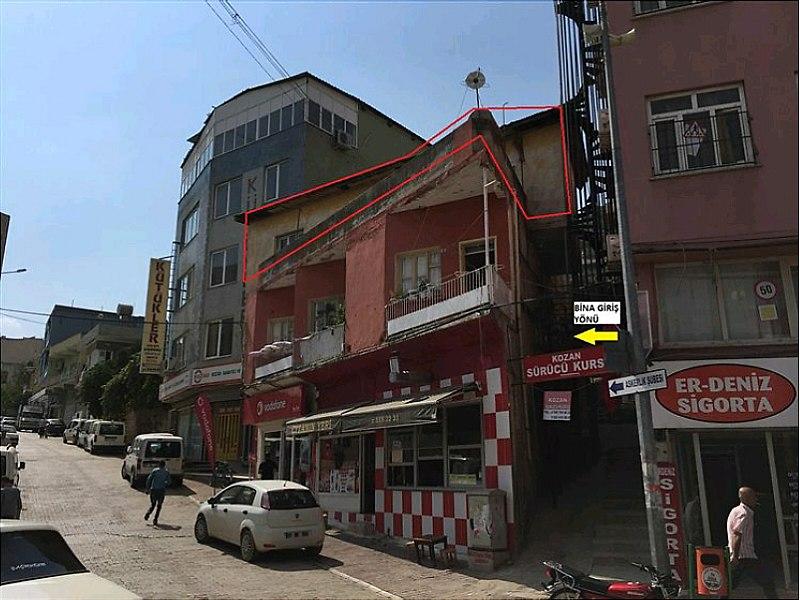 Adana Kozan'da Kat Mülkiyetli 3+1 Daire