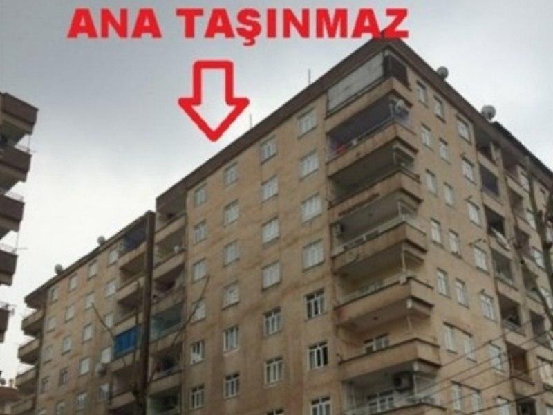 Diyarbakır Bağlar Bankadan Satılık 63 m2 Dükkan