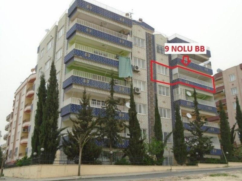 Şanlıurfa Akçakale Bankadan Satılık 163 m2 Daire