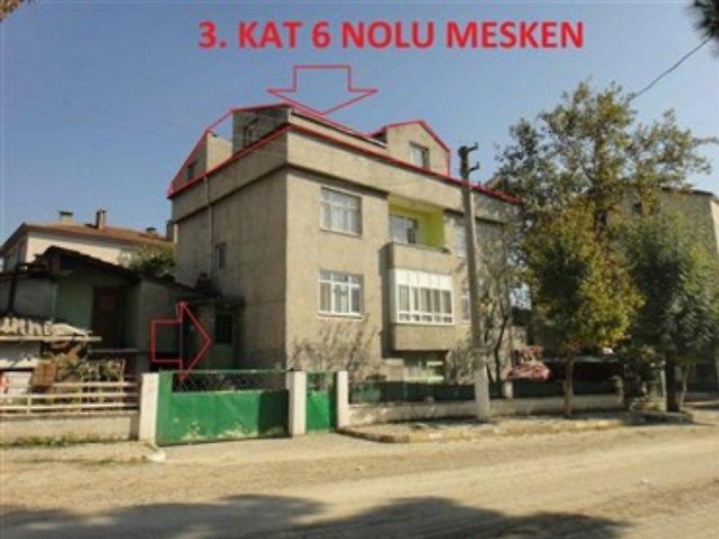 Sakarya Pamukova Bankadan Satılık 102 m2 Daire