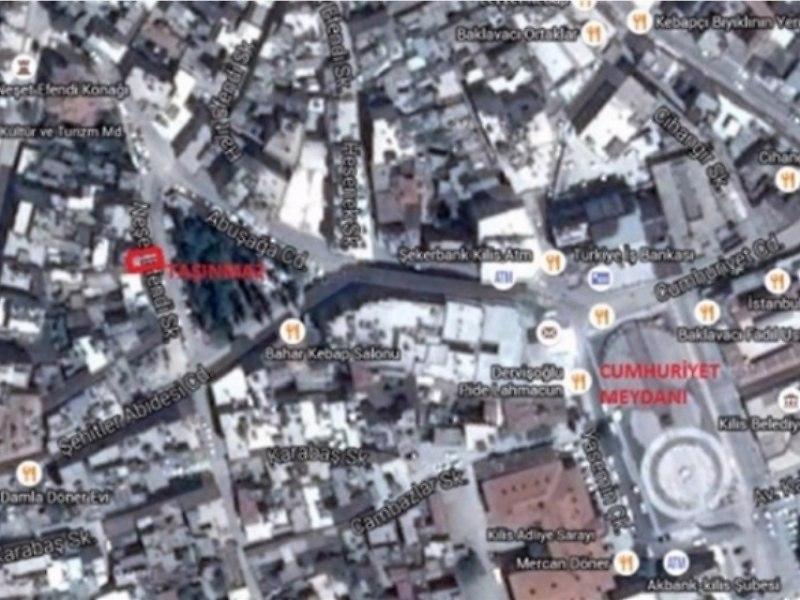Kilis Merkez Bankadan Satılık 95 m2 Daire