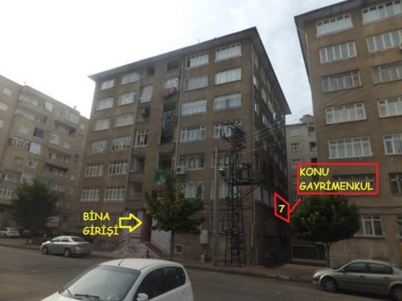 Diyarbakır Bağlar'da 2+1 Daire