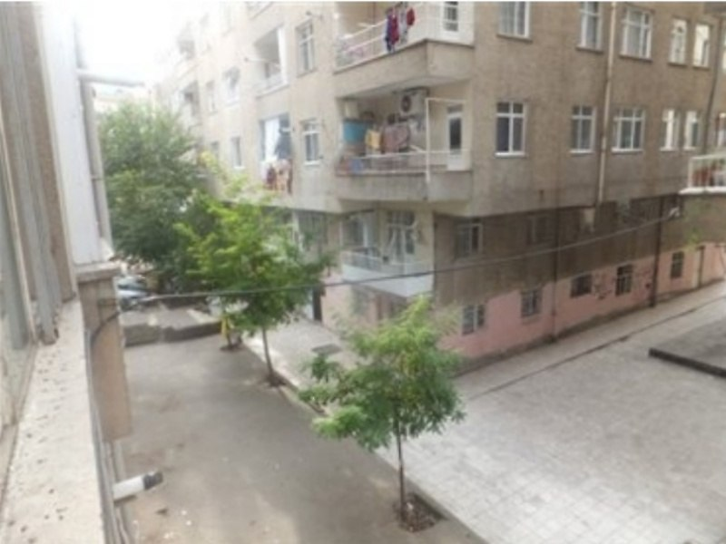 Diyarbakır Bağlar Bankadan Satılık 99 m2 Daire