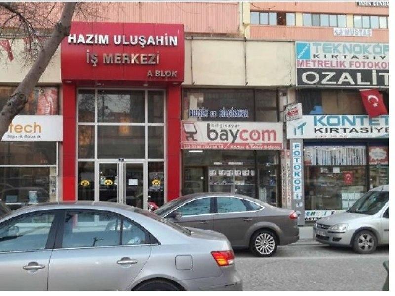 Konya Selçuklu Bankadan Satılık 20 m2 Dükkan