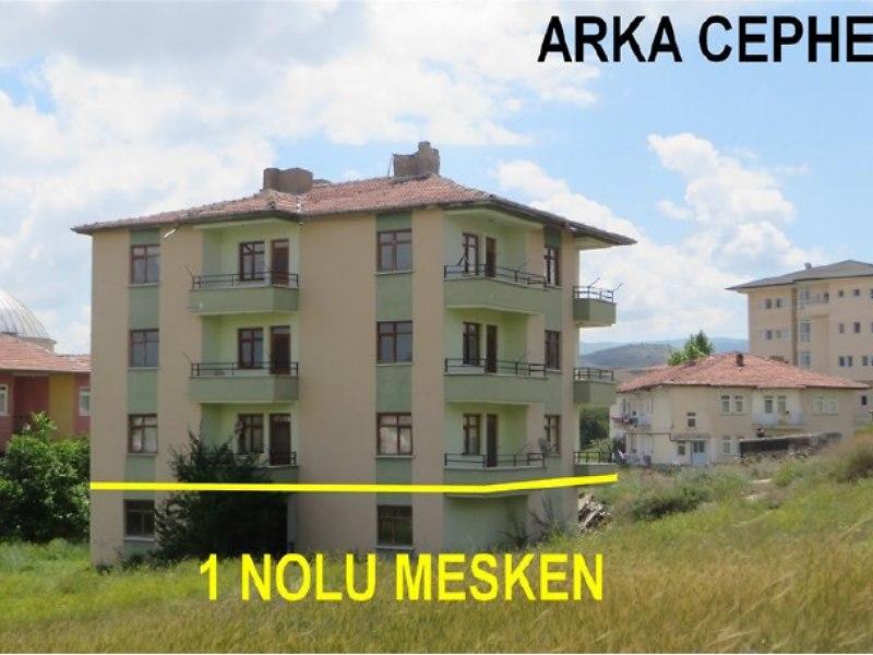 Ankara Akyurt Bankadan Satılık 122 m2 Daire