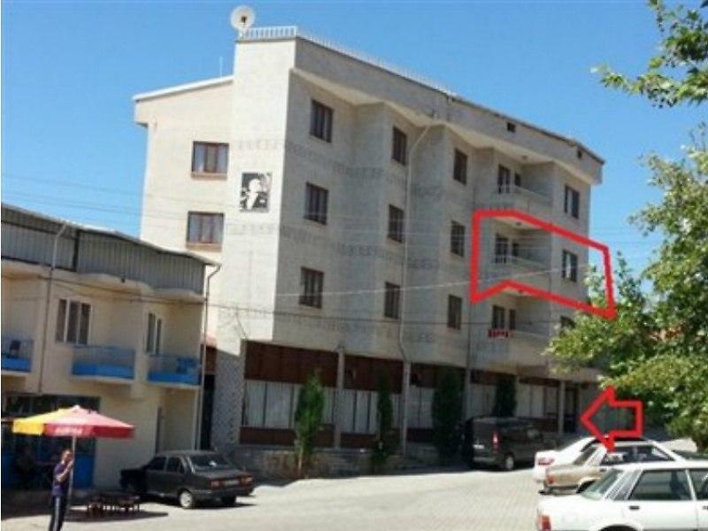 Uşak Karahallı Bankadan Satılık 100 m2 Daire
