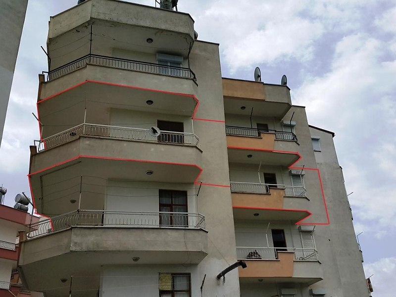 Antalya Finike Bankadan Satılık 115 m2 Daire