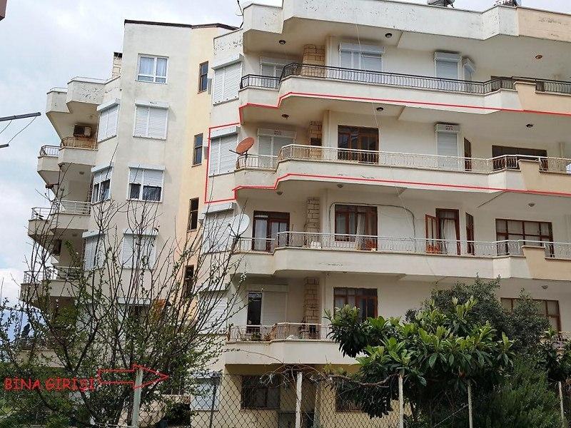 Antalya Finike'de 115 m2 3+1 Daire