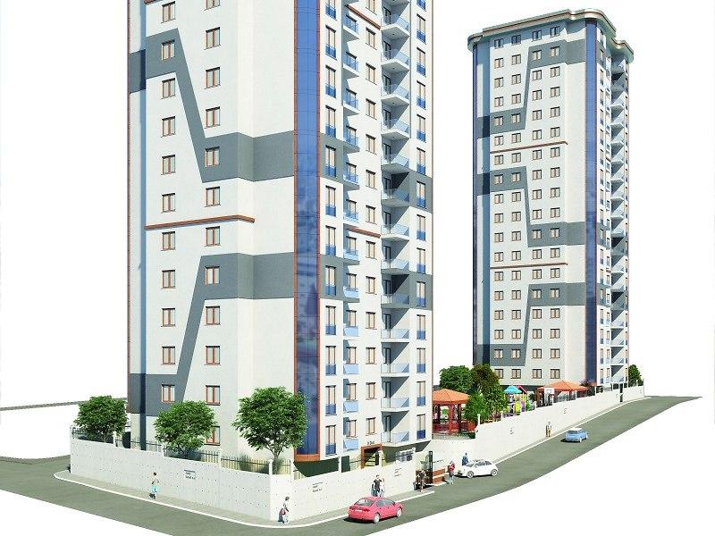 İstanbul Bağcılar Şirketten Satılık 109 m2 Daire