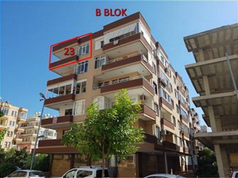 Antalya Alanya Bankadan Satılık 104 m2 Daire