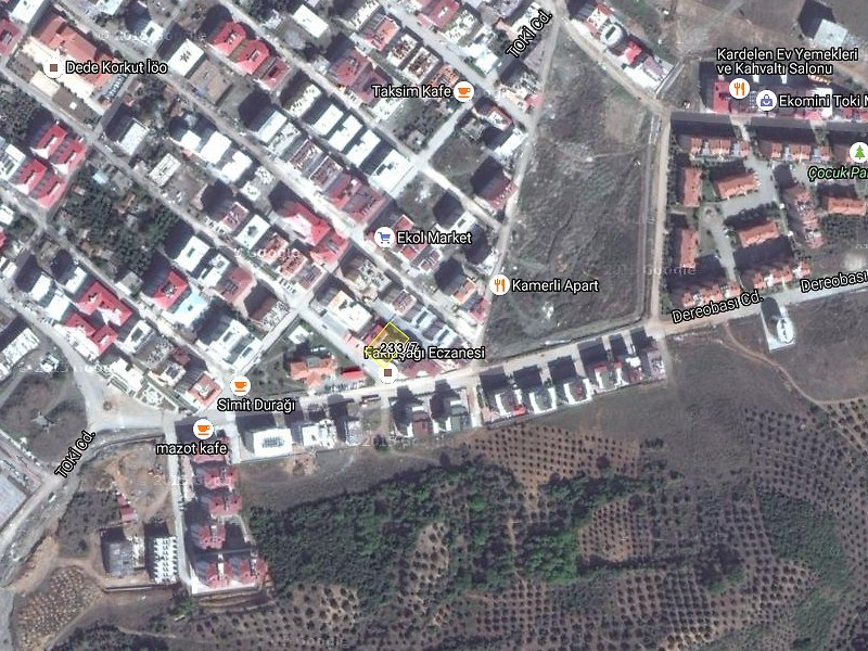 Osmaniye Merkez Şirketten Satılık 140 m2 Daire