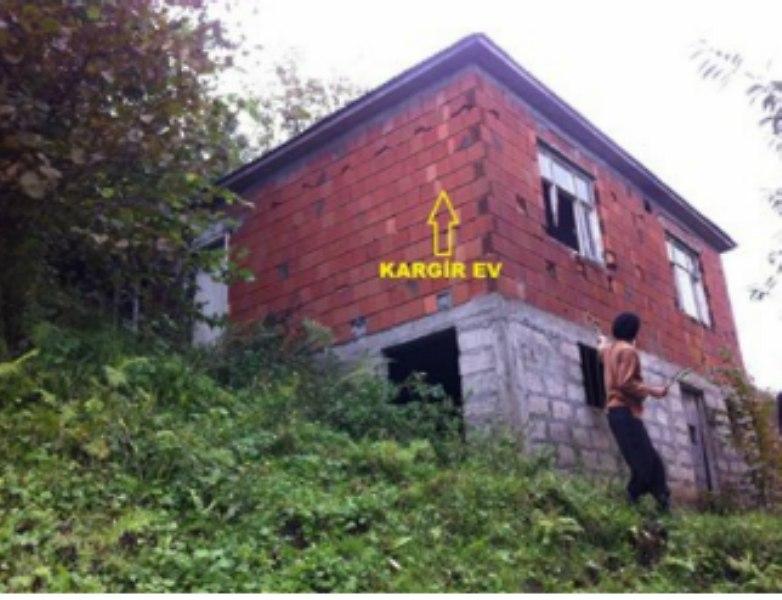 Trabzon Beşikdüzü Bankadan Satılık 998 m2 Bağ & Bahçe