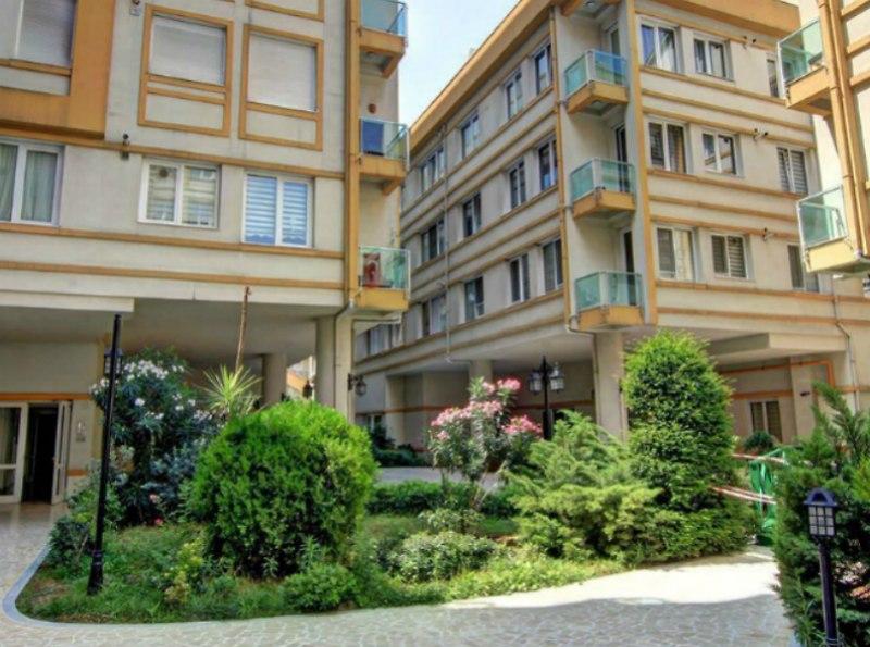 İstanbul Şişli Elysium Residence'da 2+1