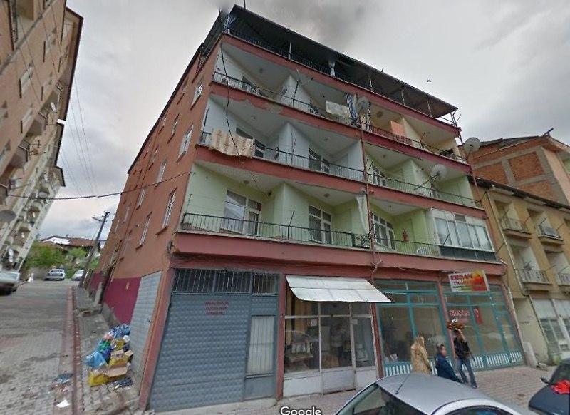 Kırıkkale Gürler Mahallesi'nde 91 m2 Daire
