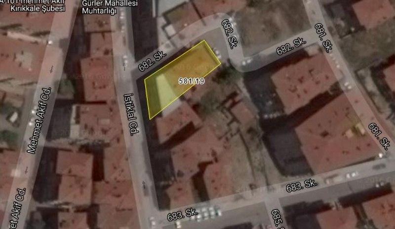 Kırıkkale Merkez Bankadan Satılık 91 m2 Daire