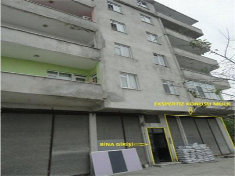 Zonguldak Alaplı'da 80 m² Depo