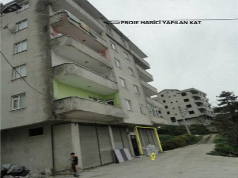 Zonguldak Alaplı Bankadan Satılık 80 m2 Depo