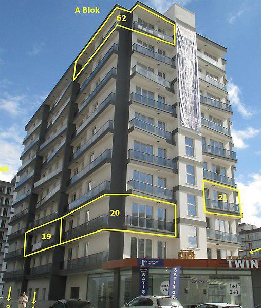 İstanbul Esenyurt Sahibinden Satılık 90 m2 Daire