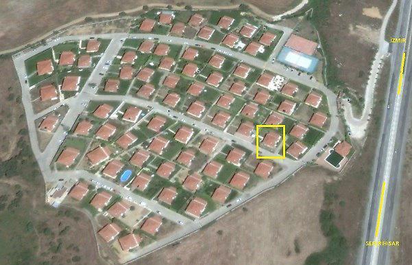 İzmir Güzelbahçe Sahibinden Satılık 207 m2 Villa