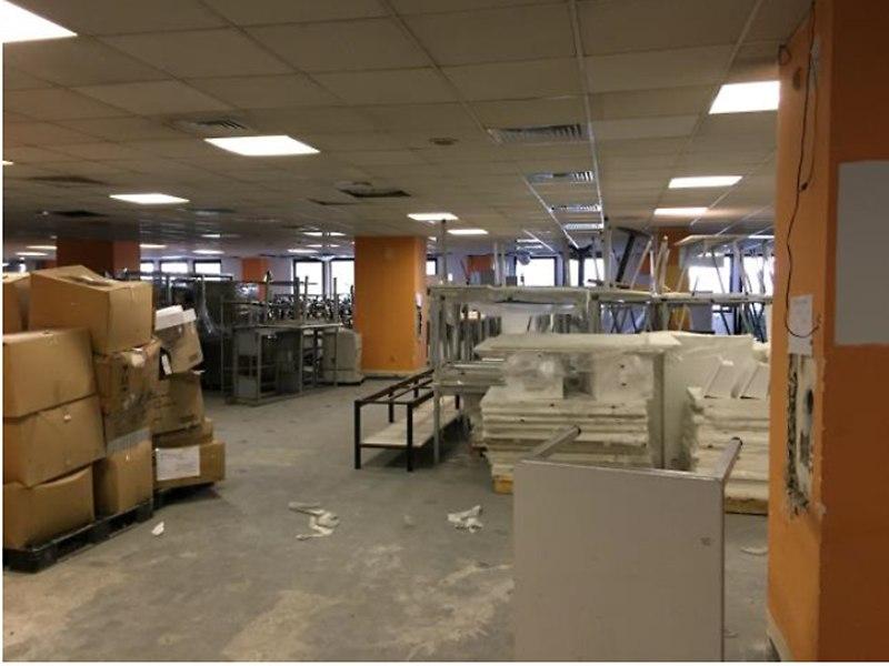 İstanbul Küçükçekmece Şirketten Satılık 5232 m2 Müstakil Bina