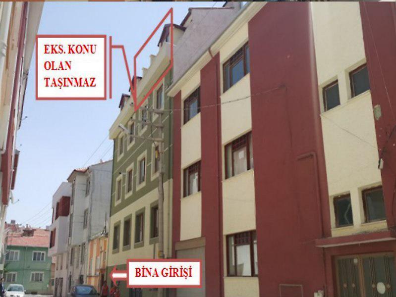Eskişehir Tepebaşı'nda 3+1 Dubleks