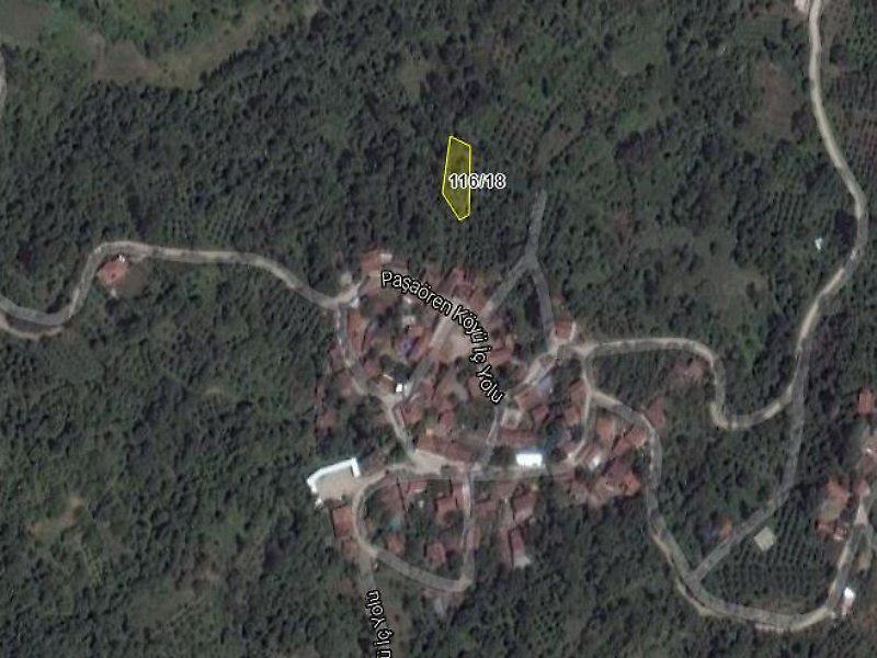 Bursa İnegöl Şirketten Satılık 761 m2 Tarla