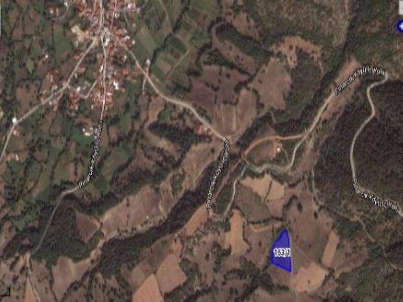Bursa Keles Şirketten Satılık 5331 m2 Tarla
