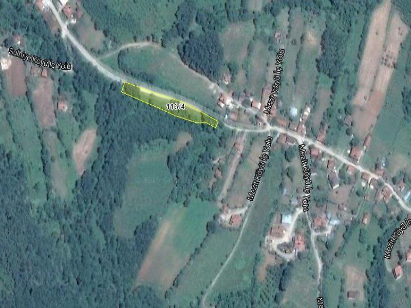 Bursa İnegöl Şirketten Satılık 2882 m2 Tarla