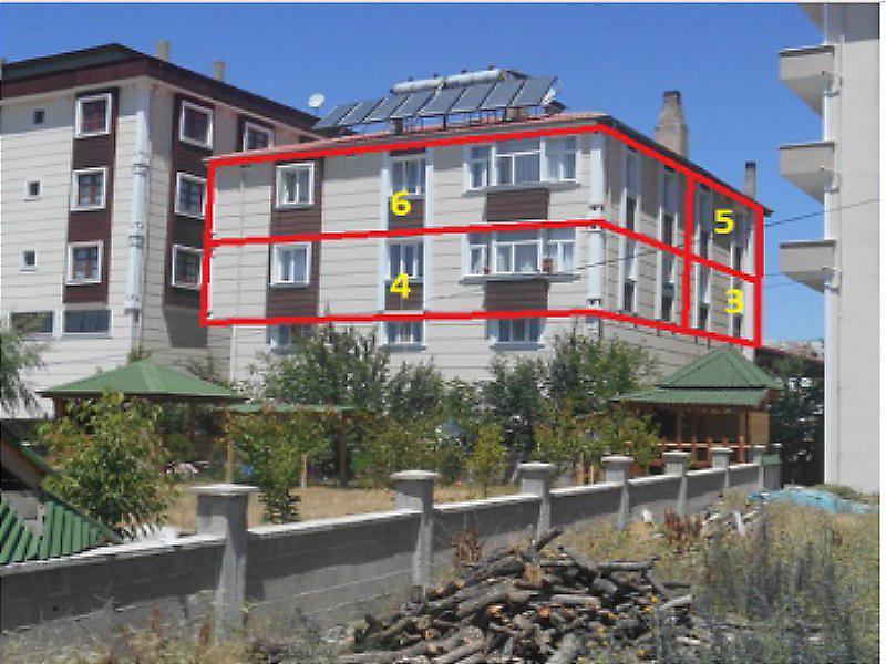 Gümüşhane Kelkit Bankadan Satılık 115 m2 Daire