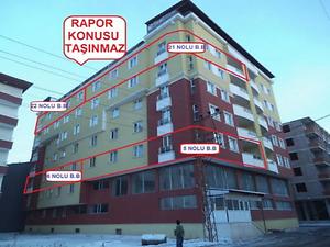Ağrı Merkez Şirketten Satılık 213 m2 Daire