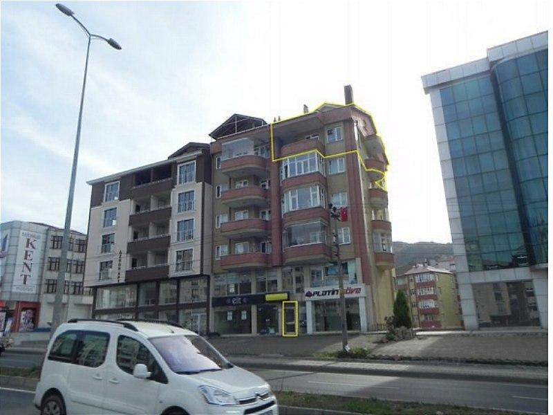 Zonguldak Ereğli Bankadan Satılık 157 m2 Daire