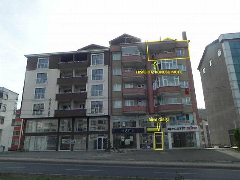 Zonguldak Ereğli'de Çatı Katı Dubleks  3+2