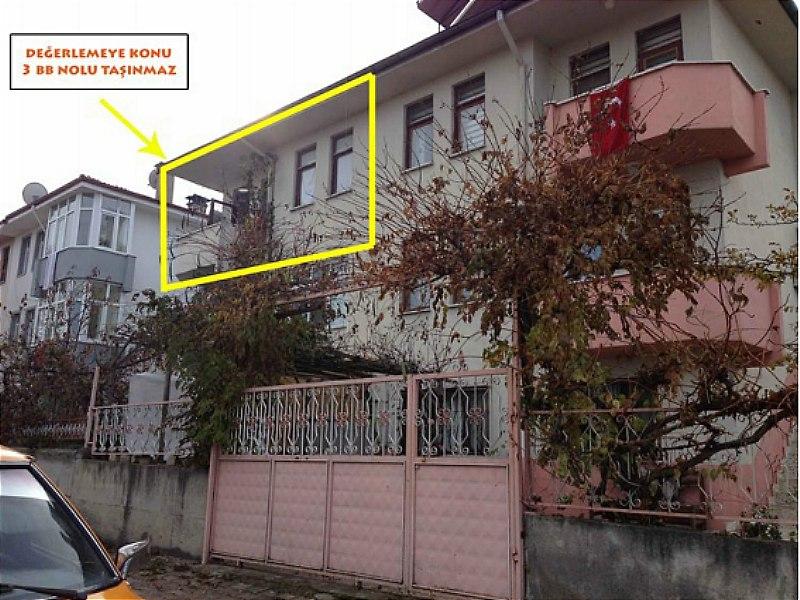 Kastamonu Merkez Bankadan Satılık 71 m2 Daire