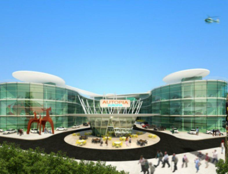 İstanbul Esenyurt Autopia'da 43,83 m2 Fastfood Alanı