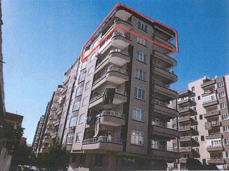 Şanlıurfa Karşıyaka'da 190 m2 Daire