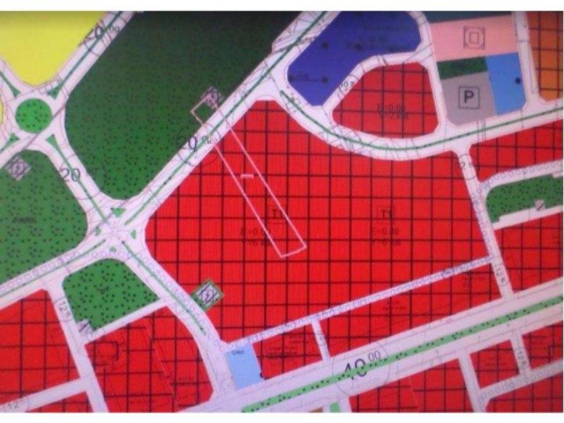 Antalya Muratpaşa Şirketten Satılık 250 m2 Tarla