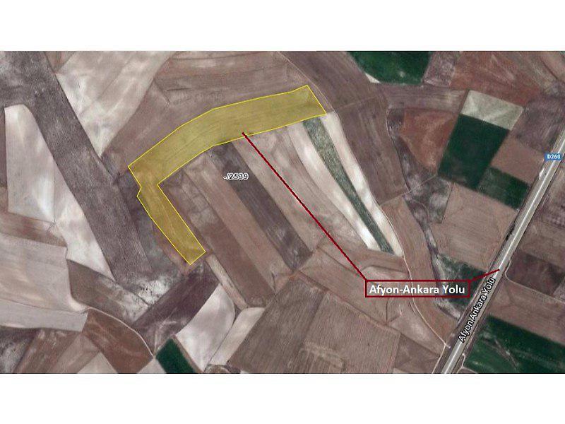 Eskişehir Sivrihisar Şirketten Satılık 78580 m2 Tarla