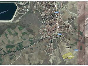 Eskişehir Seyitgazi Şirketten Satılık 39394 m2 İmarlı