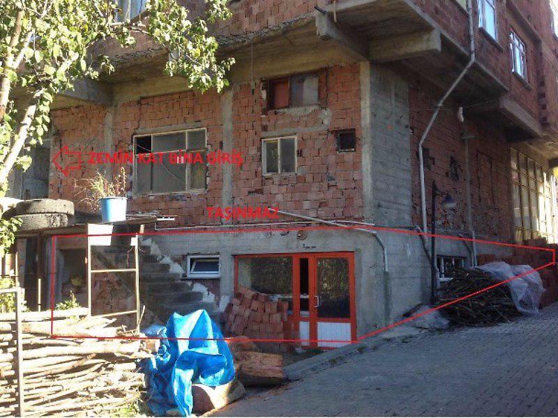 Giresun Doğankent Merkez Mahallesi'nde 141 m2 Depo
