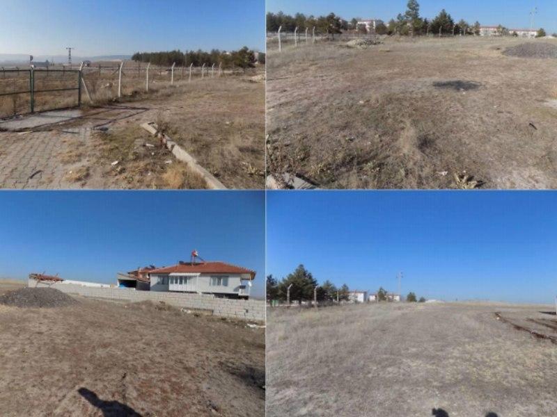 Eskişehir Seyitgazi'de 358 m2 İmarlı Arsa