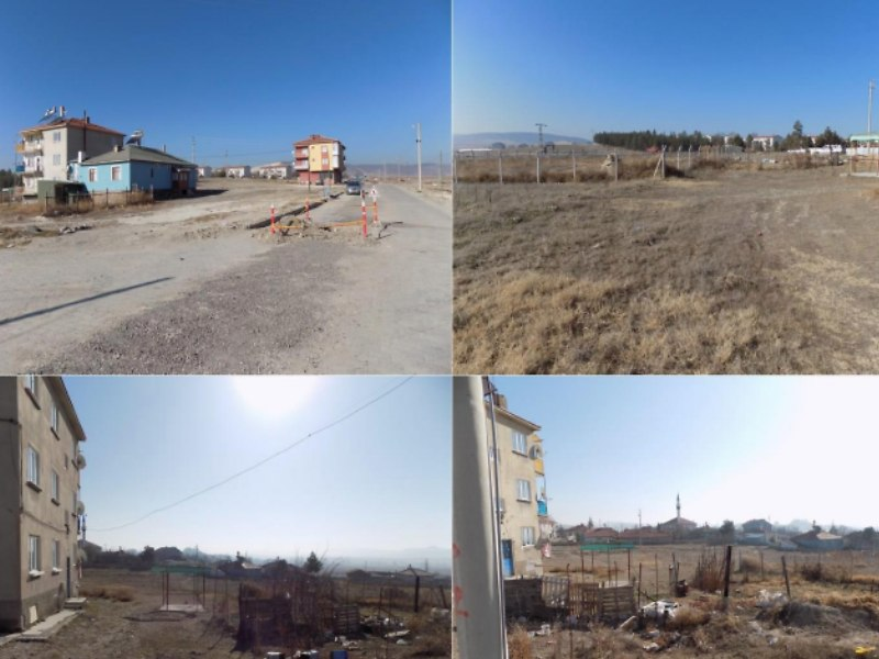 Eskişehir Seyitgazi Şirketten Satılık 710 m2 İmarlı