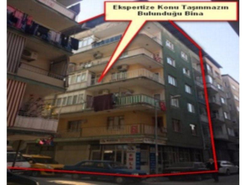 Aydın Efeler Cuma Mahallesi'nde 66 m2 Depo