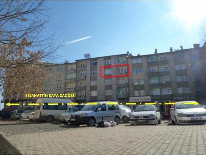 Bingöl Yenişehir'de 2+1 Daire