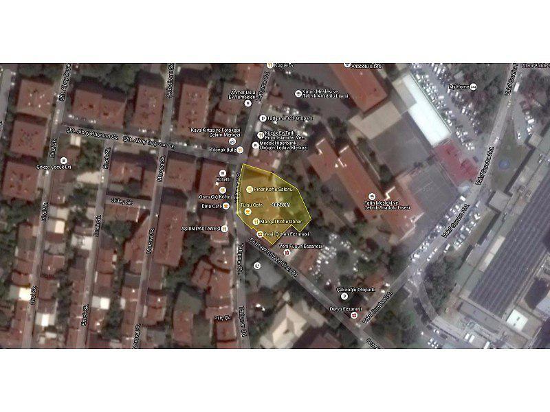İstanbul Fatih Şirketten Satılık 37 m2 Dükkan