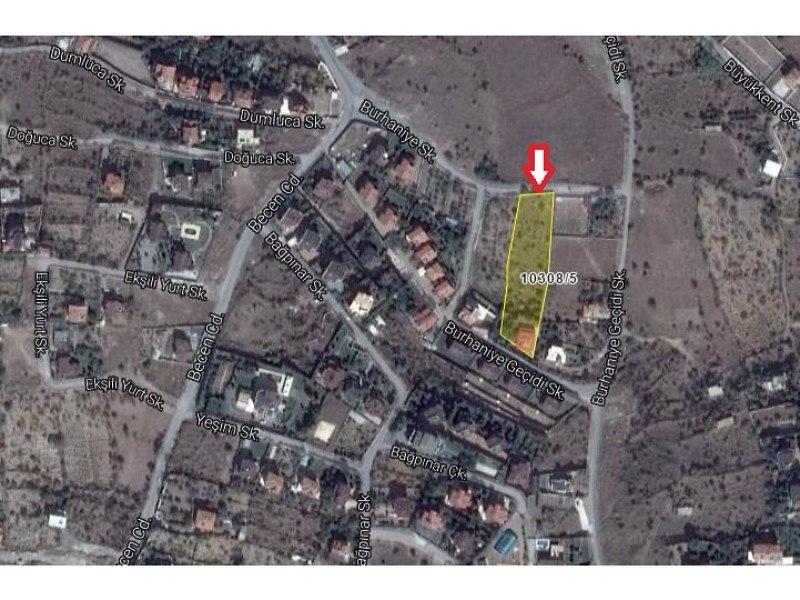 Kayseri Melikgazi Şirketten Satılık 380 m2 Villa