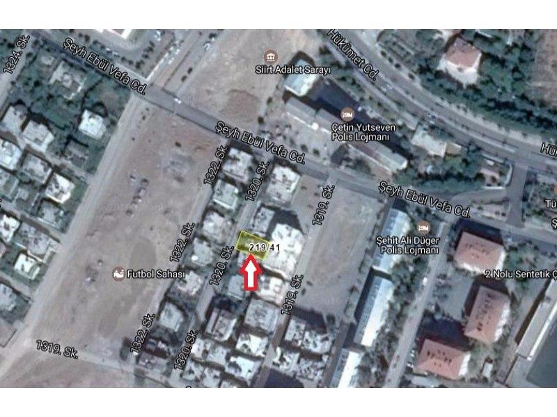 Siirt Merkez Şirketten Satılık 113 m2 Daire